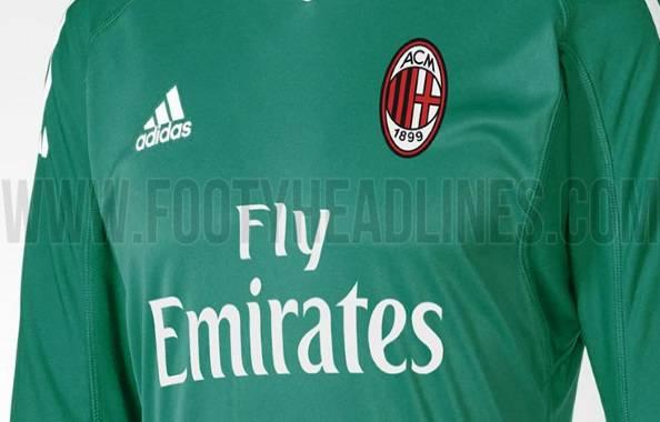 Milan, svelata la maglia per la stagione 2017/18