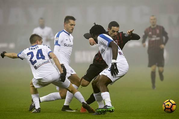 Atalanta-Milan, probabili formazioni: un solo dubbio per Gattuso