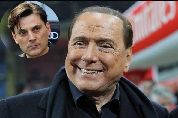 Milan, Berlusconi bacchetta Montella: