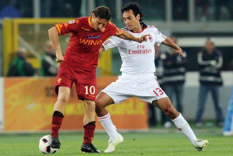 Alessandro Nesta Francesco Totti