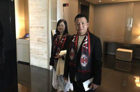 Yonghong Li moglie