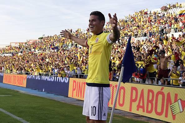 Milan, dalla Spagna: offerti 60 mln per James Rodriguez