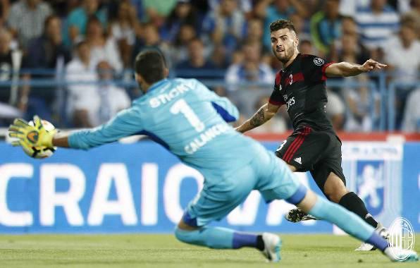 Europa League, Rodriguez: Vittoria importante, Milan può arrivare in alto