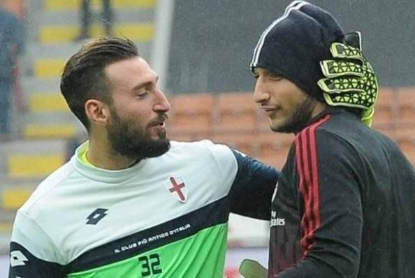 Seconda Maglia AC Milan ANTONIO DONNARUMMA