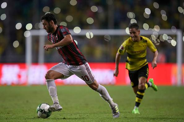 E' un super Milan, Calhanoglu: