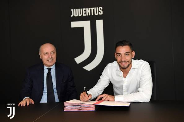 Juventus, Szczesny si presenta:
