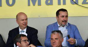 Marco Fassone Massimiliano Mirabelli