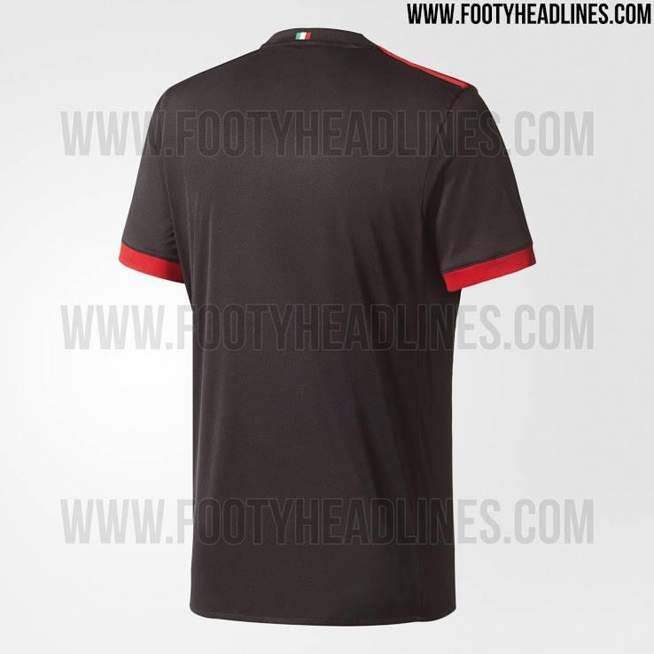 Terza maglia Milan