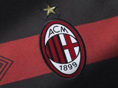 Sfondo maglia Milan