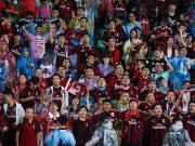 Tifosi cinesi Milan