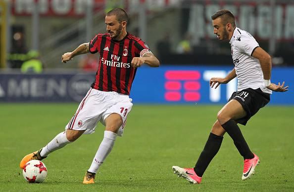 Milan - Bonucci: