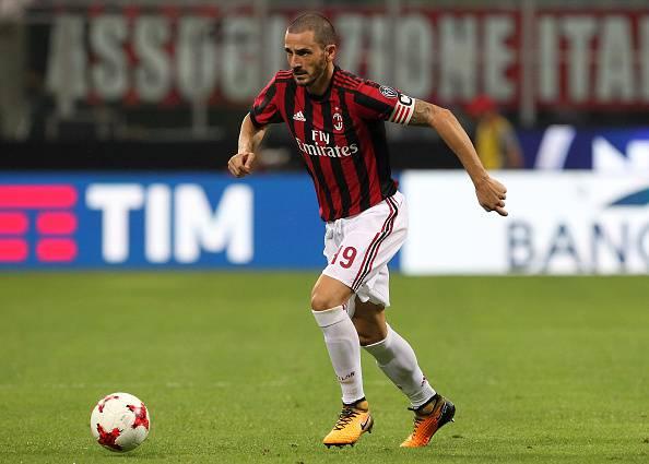Bonucci e l'addio alla Juve:
