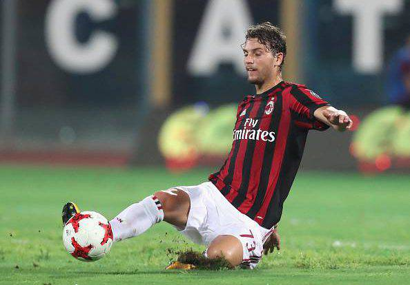 Milan-AEK Atene, Locatelli: