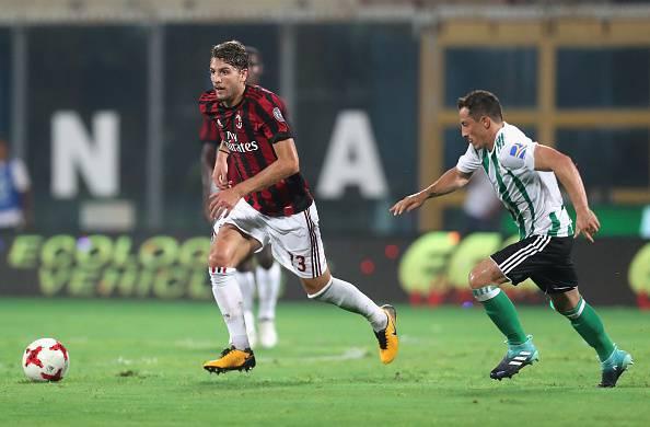 Lazio-Milan, Conti salterà il match per precauzione: nessun problema alla caviglia