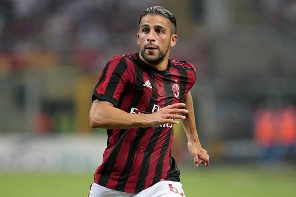 Maglia Home AC Milan RICARDO RODRIGUEZ