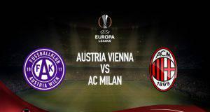 Austria Vienna Milan