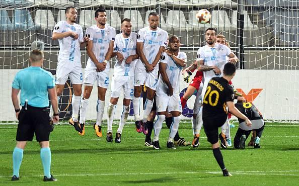 Europa League, Cutrone salva Milan. Pari d'oro dell'Atalanta a Lione