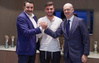 Patrick Cutrone Massimiliano Mirabelli Marco Fassone