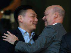 David Han Li Marco Fassone