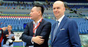 David Han Li Marco Fassone