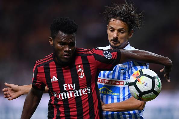 Serie A: Juventus avanti sull'Atalanta. Milan-Roma, l'1-1 si gioca a 6,75