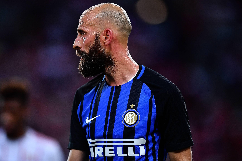Inter-Milan, Borja Valero: