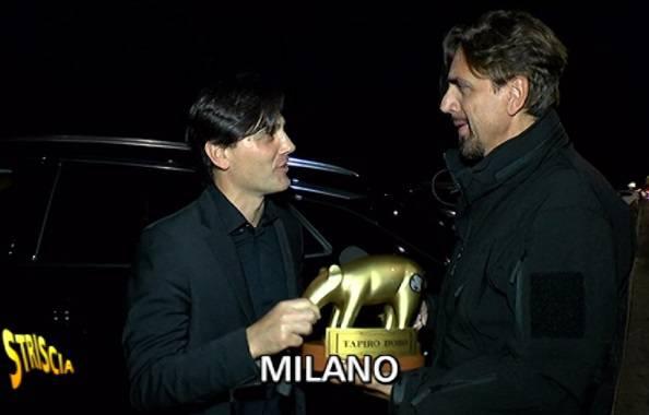 Un Milan da tapiro d'oro