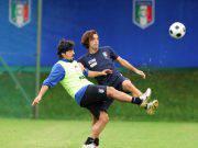 Gennaro Gattuso Andrea Pirlo