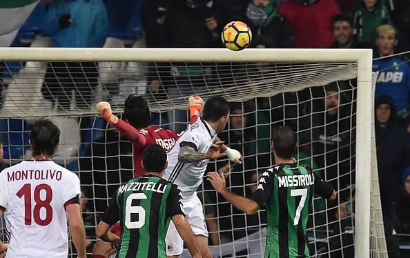 Alessio Romagnoli Sassuolo Milan