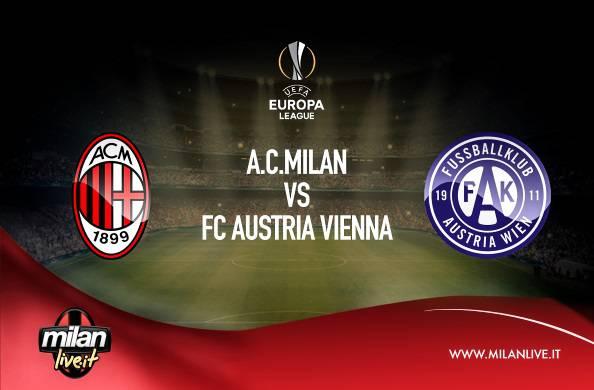 Milan Austria Vienna