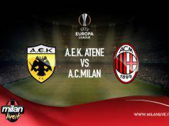 AEK Atene-Milan
