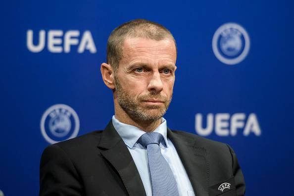 Ceferin (UEFA):