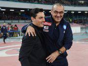 Maurizio Sarri Vincenzo Montella