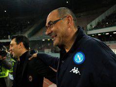 Maurizo Sarri Vincenzo Montella