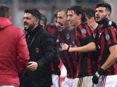 Gattuso Milan Bologna