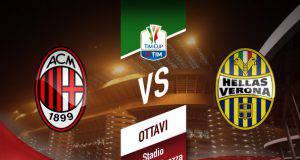 Milan Hellas Verona tim cup