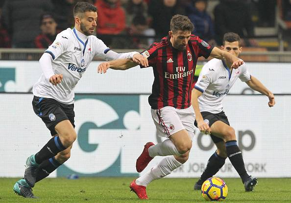 Fabio Borini Leonardo Spinazzola