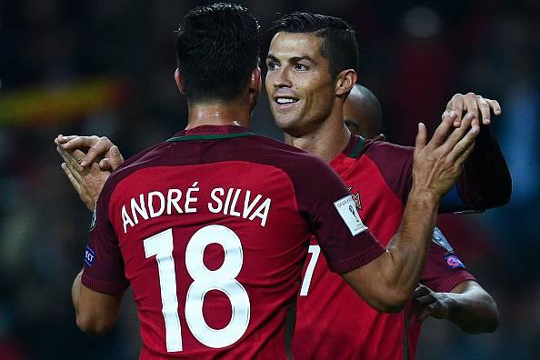 Cristiano Ronaldo Andre Silva