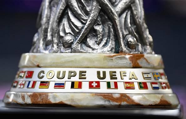 UEFA Europa League cup