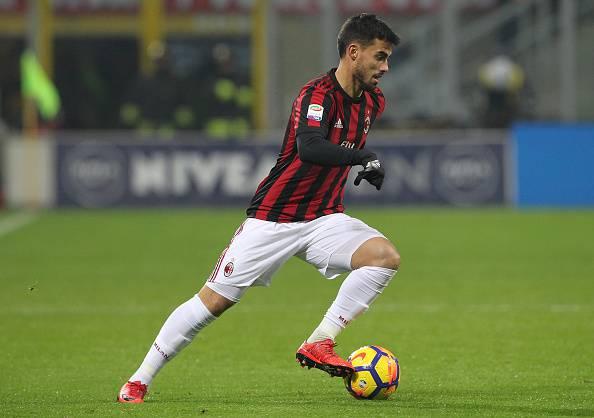Milan, Cutrone esulta: