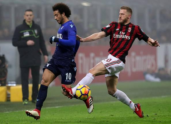 Coppa Italia, Milan-Lazio: Rodriguez e Çalhanoğlu fuori