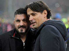 Simone Inzaghi Gennaro Gattuso