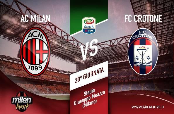 Milan-Crotone