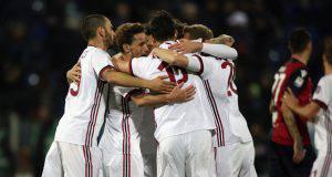 Cagliari Milan