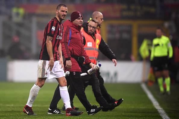 Scudetto ancora della Juve, su Bonucci...