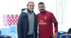 Gennaro Gattuso Roberto Mancini