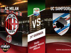 Milan Sampdoria