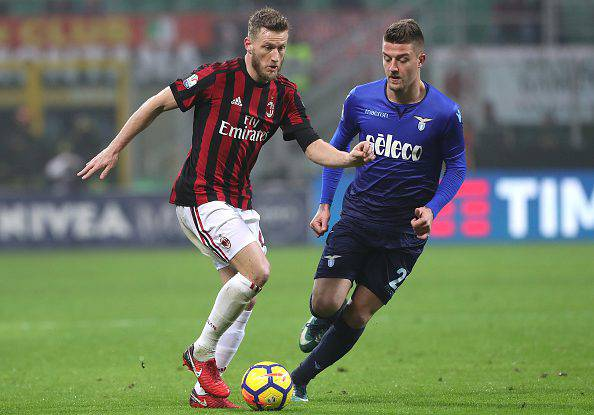 Milan-Sassuolo 1-1, Kalinic si risveglia ma non basta a Gattuso