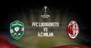 Ludogorets-Milan
