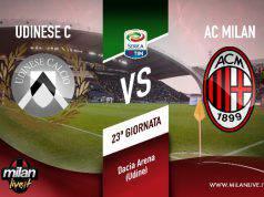 Udinese Milan
